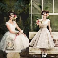 50s style wedding dresses tea length uk u2013 dress blog edin