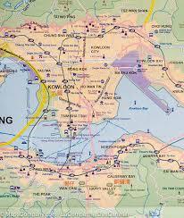 Map Of Hong Kong China by Map Of Hong Kong U0026 Region 1 10 000 1 60 000 Itm U2013 Mapscompany