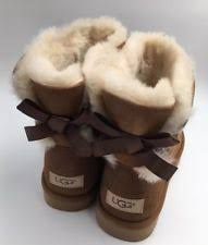 ugg bailey bow for sale womens bailey bow uggs ebay
