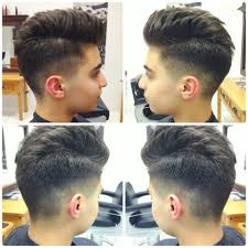 undercut hairstyle for men back view short hairstyles for mens