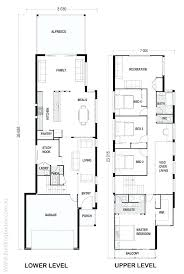 long house floor plans long narrow home plans best narrow house plans ideas on sims house