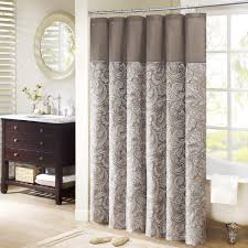 amazon com madison park mp70 224 aubrey shower curtain 72x72
