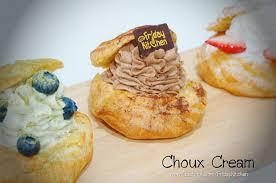 โรงเร ยนสอนทำขนม friday kitchen คอร สเร ยนทำขนม choux eclair