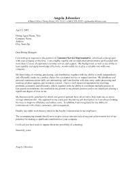 a sample accounting cover letter example that you can use to help