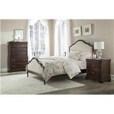 Provencal Bedroom Furniture Cresent Fine Furniture Provence King Traditional Sleigh Bed