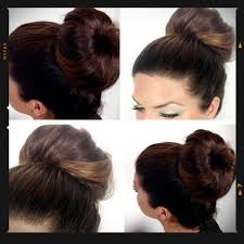 hair bun maker how to use a bun maker