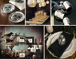 table decorations for halloween party halloween table settings images reverse search