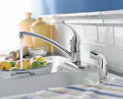 Kohler Touch Kitchen Faucet by Appealing Simple Strategy To Install Kitchen Faucet Kitchen