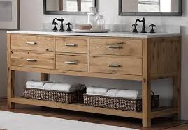 amazing 40 bathroom vanity reclaimed wood design decoration of