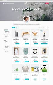 all in one wedding registry everything you want all in one place zola