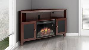 Electric Fireplace Entertainment Center Corner Electric Fireplace Tv Stand Cherry Finish Furnitech