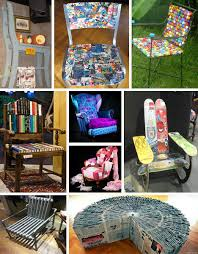 Reclaimed Armchair 50 Totally Funky Recycled Chair Ideas Recyclenation