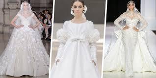 robe de mariã e hiver les plus belles robes de mariée haute couture