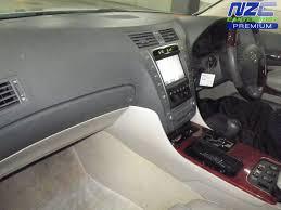 lexus nz christchurch 2006 lexus gs 450h hybrid leather cruise control nzc