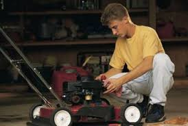 how much oil is needed to change oil in a small lawnmower home