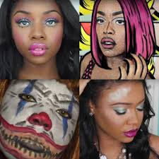 eyeshadow tutorial for brown skin 7 more halloween makeup tutorials for darker skin tones