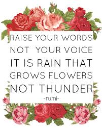 family garden quotes thunder rose quote border momistabeginnings
