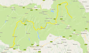 Php Map Tom Backhouse Is Fundraising For Devon Air Ambulance Trust
