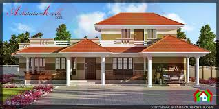 Nalukettu Floor Plans Traditional Style Kerala House In 3000 Sqft Architecture Kerala