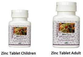 Obat Zinc obat zinc tablet green world obat herbal leukemia kronik