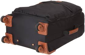 how many carry on bags allowed united amazon com bric u0027s 21 inch carry on spinner black one size
