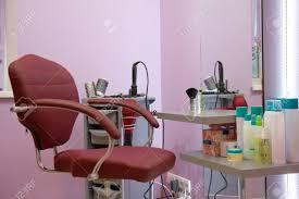 salon du luxe intérieur du salon de beauté de luxe salon de coiffure en milieu