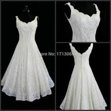 mid calf length white wedding dresses australia new featured mid