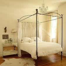 Iron Canopy Bed Iron Canopy Bed Design Ideas