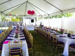 backyard quinceanera ideas backyard fence ideas