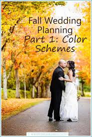 fall weddings part 1 color schemes lynden wa wedding