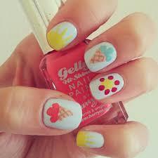 3 cute nail art designs for springsummer 3 youtube best nail art