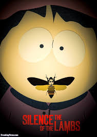 south park in silence of the lambs pictures freaking news