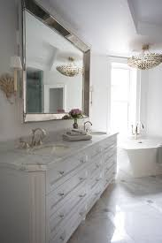 incredible design ideas pretty bathroom mirrors cabinets nickel
