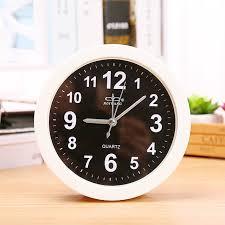 sveglia comodino moda studente muto sveglia comodino cartone animato orologio