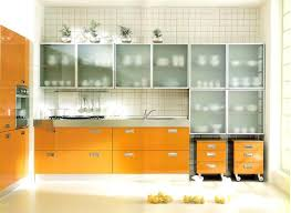 Glass Door Cabinets Kitchen Kitchen Cabinet Glass Doors Cabinets With On Both Sides