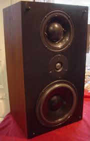 Mission 700 Bookshelf Speakers Audio Studio Used Speakers