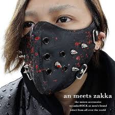 leatherface mask ankorock rakuten global market an meets zakka blood splashes