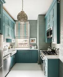 modern kitchen wallpaper ideas turquoise small kitchen with wallpaper marble countertop white tile