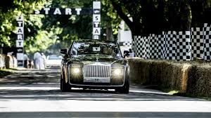 sweptail rolls royce rolls royce sweptail at 2017 goodwood festival of speed motor1