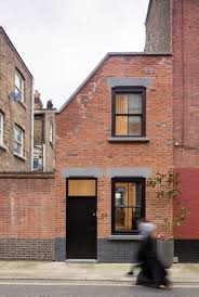 london terraced home exterior facade architecture pinterest