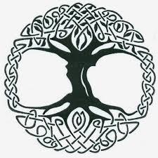 tattoos celtic designs black celtic tree of life tattoo stencil by captain bret