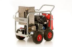 senator honda cold water petrol high pressure water cleaner
