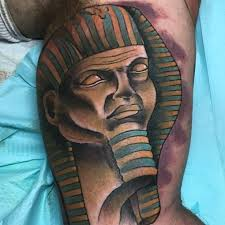pharaoh head tattoo best tattoo ideas gallery