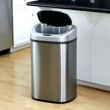 kitchen trash can ideas kitchen garbage cans medium size of patio outdoor kitchen garbage
