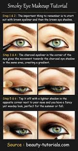 best smokey eye make up step by step tutorial and ideas with pictures 3