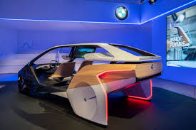 bmw inside bmw shows i inside future sculpture at ces 2017