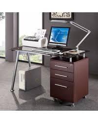 Locking Computer Desk New Year U0027s Shopping Special Enterprises Modern Design Office