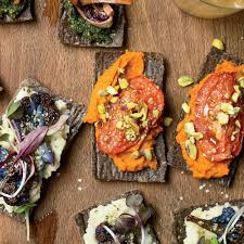 moroccan flatbreads with roasted tomatoes recipe whitney tingle