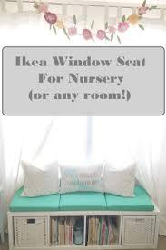 Ikea Window Seat Hack by Best 20 Ikea Hack Nursery Ideas On Pinterest Nursery Decor Diy