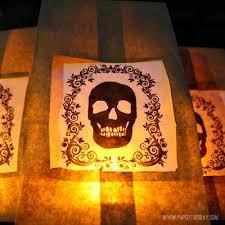 halloween luminary bags diy halloween wikii